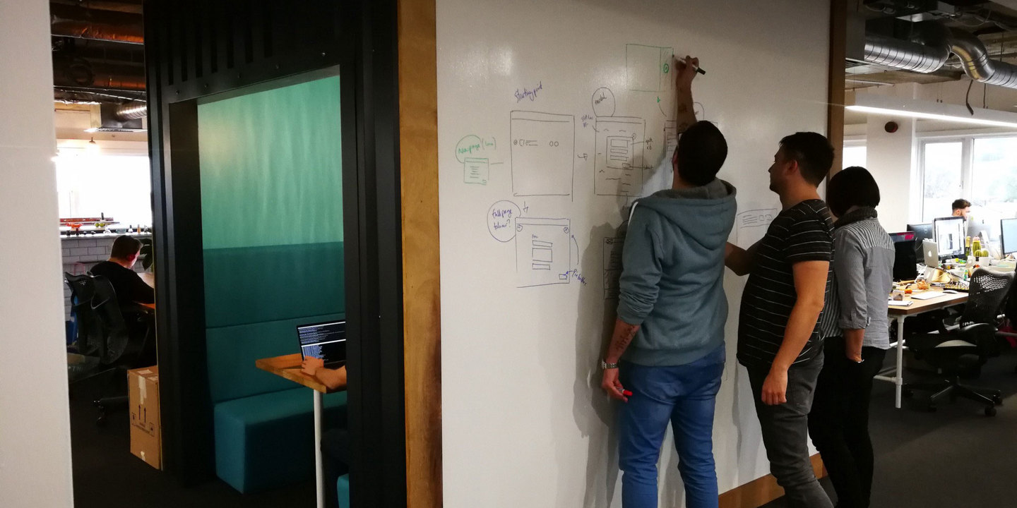 Building a product in 100 days: Prototyping